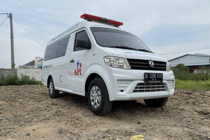 Tempat Pembuatan Ambulance Covid di Blitar